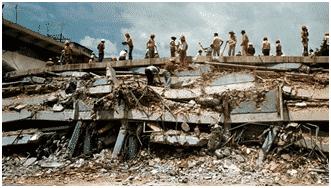 Leyenda de los niños del terremoto