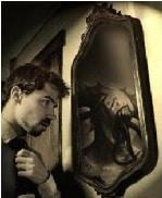 El Diablo en el espejo leyendas de terror