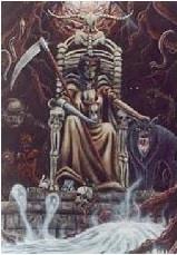 Mito de Hela, Diosa del Inframundo
