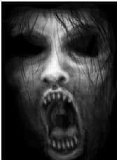 Cuentos de terror rostro