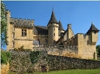 Leyenda castillo de puymartin