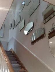 Leyendas cortas la casa del espejo
