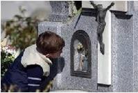Cuentos de terror cementerio