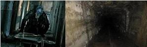 Leyendas tunel de la muerte