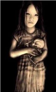 Leyenda corta La niña y el forastero