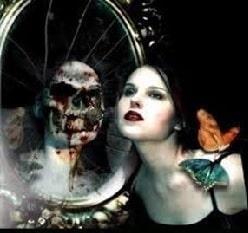 Leyenda de Mary Ann y el espejo