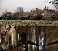 Leyenda del sanatorio mental Hellingly