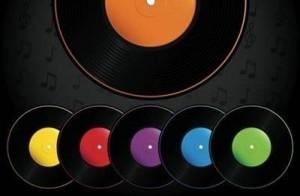 Cuento de miedo La colección de discos