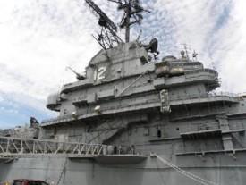 Leyenda USS Hornet