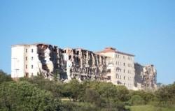 Leyenda del sanatorio de la Atalaya