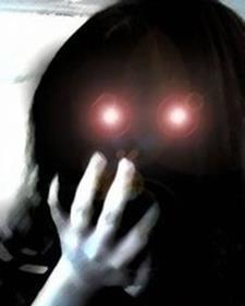 Leyenda de la mujer de los ojos iluminados