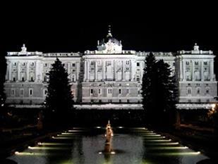 Leyenda del Palacio Real de Madrid
