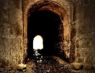 Leyenda tunel de los gritos