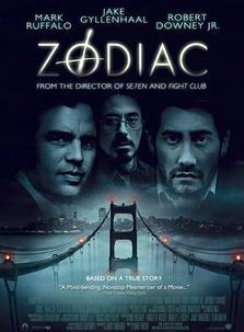 Asesino del Zodíaco película
