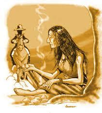 Leyenda de la nativa mariana