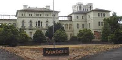 Leyendas de terror el hospital psiquiátrico de Aradele
