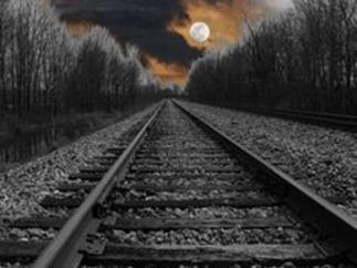 Leyenda de terror Las vías férreas de San Antonio