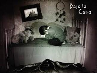 Historia de terror No mires bajo la cama