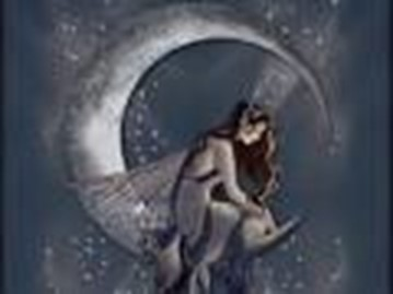 Selene, Diosa griega que representaba a la Luna.