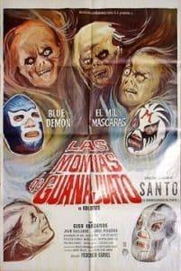 Leyendas de las momias de Guanajuato en el cine mexicano