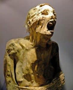 Leyenda de las momias de guanajuato