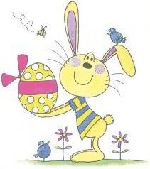 Leyenda Infantil del Conejito de Pascua