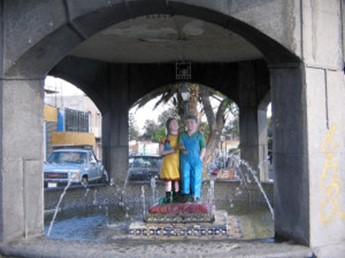 Leyendas de Puebla la Fuente de los Muñecos