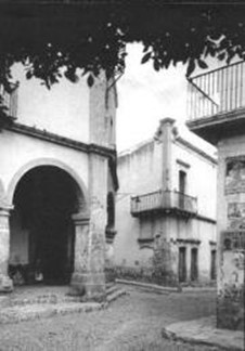 Leyendas de queretaro para niños - El Callejon de Don Bartolo