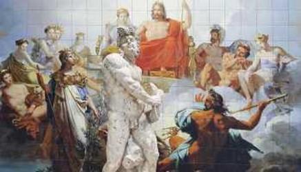 ¿Que Es Mitologia?
