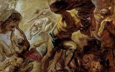Titanes en la Mitologia Griega
