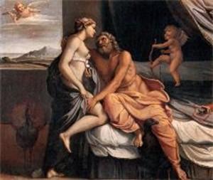 El mito de Alcmena