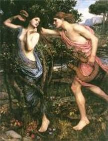 El mito de Apolo y Daphne