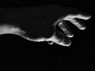 El niño de la mano negra