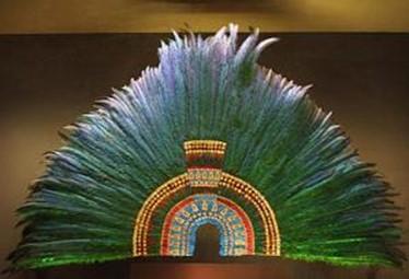 El penacho de Atahualpa