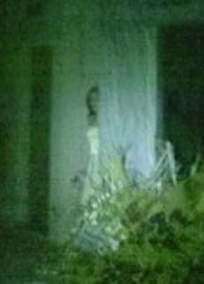El Fantasma del Cementerio Jardín