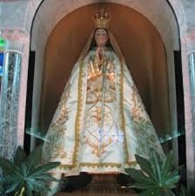 Leyenda de la Aparición de la Virgen de Ujarrás