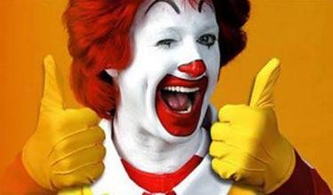Leyenda Urbana del Payaso de McDonald's