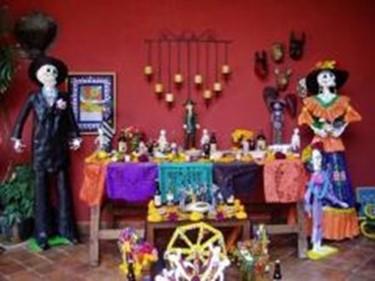 Tradición del día de muertos en el estado de Guanajuato