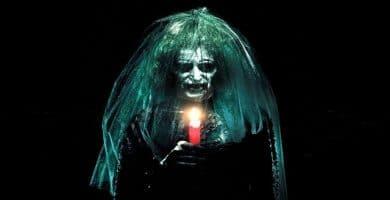 Leyenda de la dama de la vela